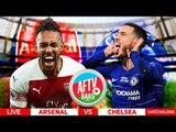 Arsenal v Chelsea   AFTV Live Watch Along   Ft Kenny Ken & Lee Gunner