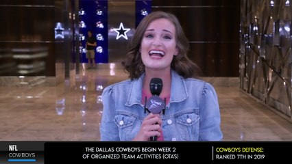 Cowboys OTA's: Week 2