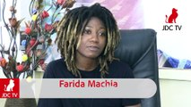 Farida Machia, the Women's World Cup unselected lioness