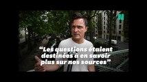 Convoqué par la DGSI, le journaliste de Disclose Michel Despratx raconte son interrogatoire