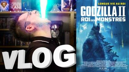 Vlog #602 - Godzilla II - Roi des Monstres
