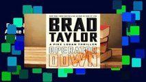 Full E-book  Operator Down: A Pike Logan Thriller  Review
