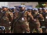 ORTM/Journée des casques bleus - L'hommage aux soldats de la paix au Quartier général de la MUNISMA