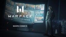 Warface Comics - Trailer Nouvelle Operation 'Mars'