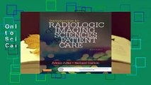 Online Introduction to Radiologic and Imaging Sciences and Patient Care  For Kindle