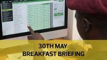 Waititu bail woes| Waiguru hospital crisis| MPs target gamblers: Your Breakfast Briefing