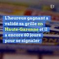Un Français gagne 32 millions d'euros à l'Euromillions