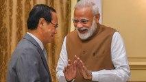 Narendra Modi oath-taking ceremony Updates: பிரதமராக பதவியேற்கிறார் நரேந்திர மோடி- வீடியோ