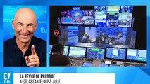 """Nelson Monfort sur Roland Garros : """"Nous avons eu peur pour les Français mais tout va bien, ils perdent !"""" (Canteloup)"""