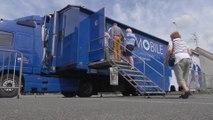 """""""Cinémobile"""", ce camion qui ramène le cinéma dans les campagnes"""