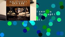 Full version  Licensed to Lie: Exposing Corruption in the Department of Justice  For Kindle