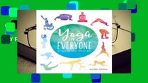 Online Yoga for Everyone: 50 Poses for Every Type of Body  For Full
