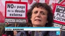 En Argentine, grève générale contre la politique de rigueur de Macri