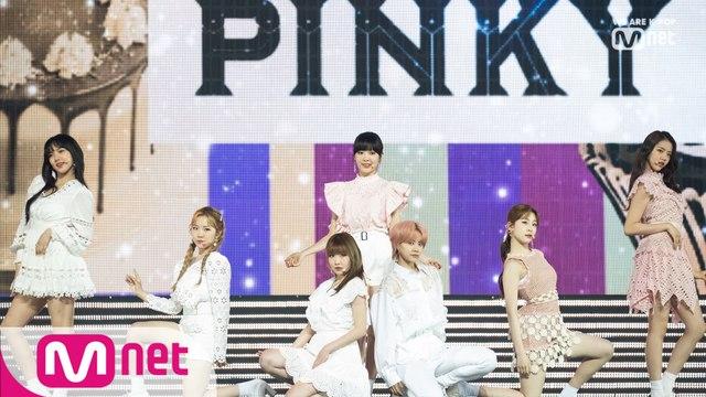 공원소녀(GWSN) - Pinky Star KCON 2019 JAPAN × M COUNTDOWN