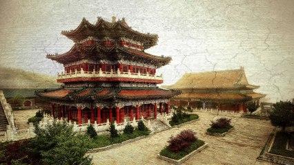 Beautiful Chinese Music - 1 Hour, 4K