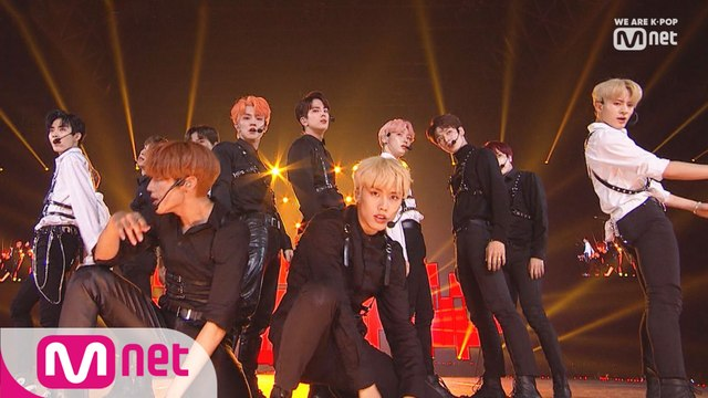 더보이즈(THE BOYZ) - Rising Sun|KCON 2019 JAPAN × M COUNTDOWN