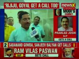 Narendra Modi Cabinet Minister List 2019: BJP Prahlad Joshi Interview on call from PMO Office