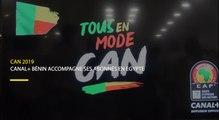 CAN 2019: Canal+ Bénin accompagne ses abonnés en Egypte