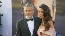 George Clooney and Amal Clooney offer up doble date for charity