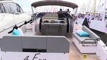 2019 Rio Yachts Espera 34 Yacht - Deck and Interior Walkaround - 2018 Cannes Yachting Festival