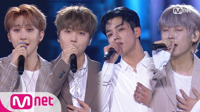 PENTAGON 후이(HUI), 진호(JINHO)&SF9 로운(RO WOON), 인성(IN SEONG) - Beautiful|KCON 2019 JAPAN × M COUNTDOWN