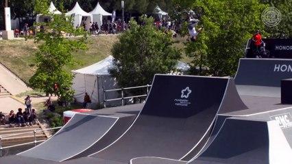 Julian Miranda | 1st place - FISE Metropole BMX Freestyle Park Final | FISE Montpellier 2019
