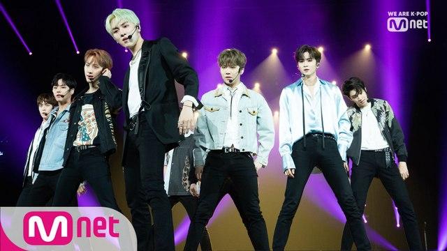 펜타곤(PENTAGON) - INTRO + 신토불이(SHA LA LA)|KCON 2019 JAPAN × M COUNTDOWN