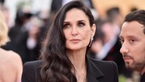 Demi Moore returns to exercise routine after four-year workout break