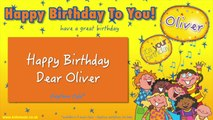 Jump Singers - Happy Birthday Dear Oliver (For Playtime)