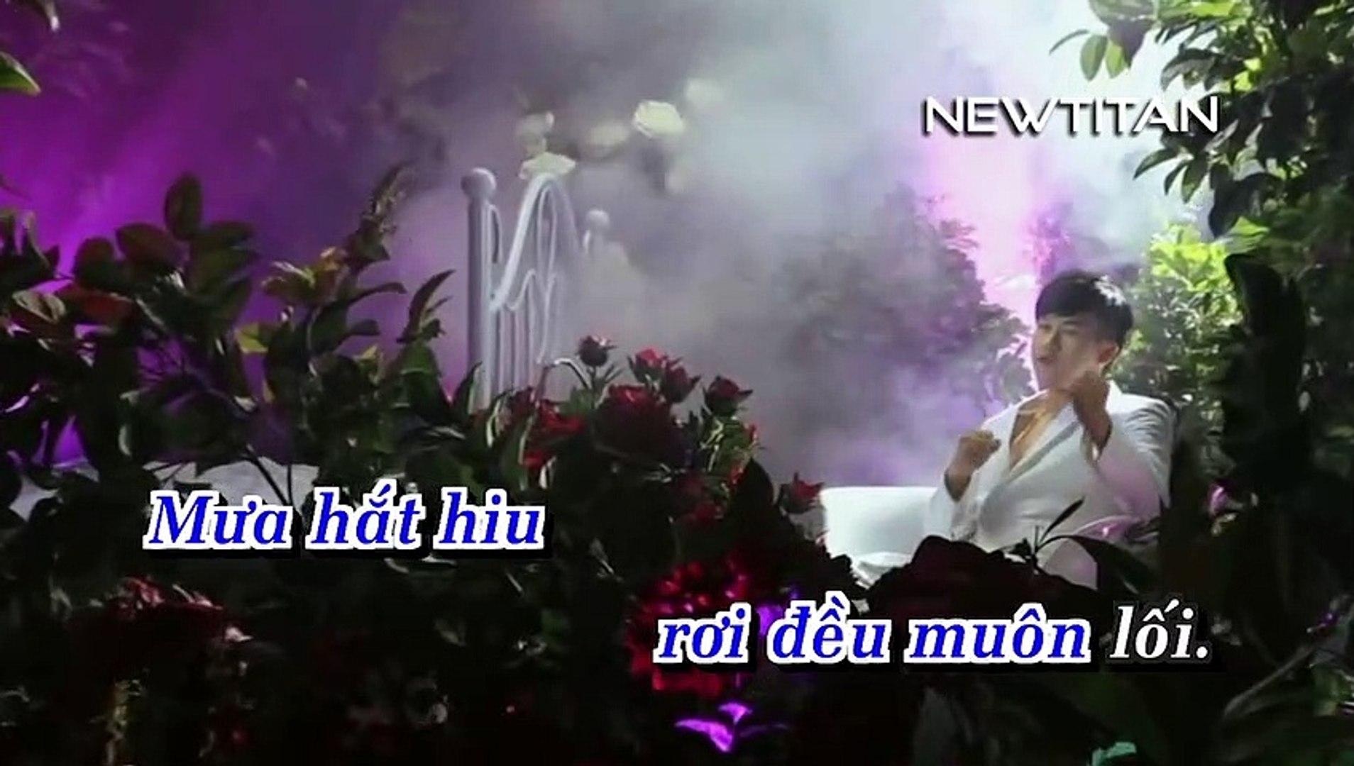 [Karaoke] Anh Biết - Dương Triệu Vũ [Beat]