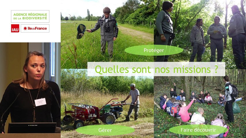 """15  - Camille MEUNIER - Rencontre technique """"Continuités écologiques et forêts"""" 2019"""