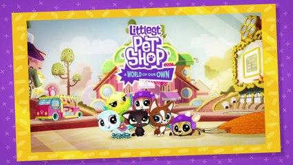 [S1.Ep20] Littlest Pet Shop - Un mondo tutto nostro - So Trip Thinks He Can Dance
