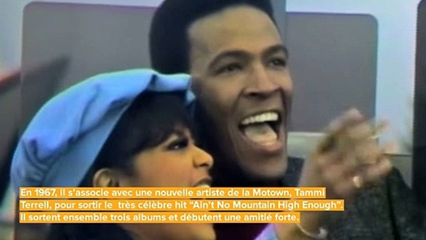 L'HISTOIRE DE MARVIN GAYE