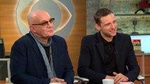 "Elton John's longtime collaborator Bernie Taupin talks new biopic ""Rocketman"""