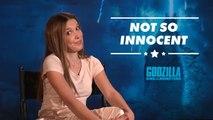 Millie Bobby Brown's Godzilla co-stars joke she's 'psychotic'
