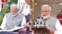 Modi Sarkar 2.0: PM Narendra Modi takes oath as Prime Minister | Oneindia News
