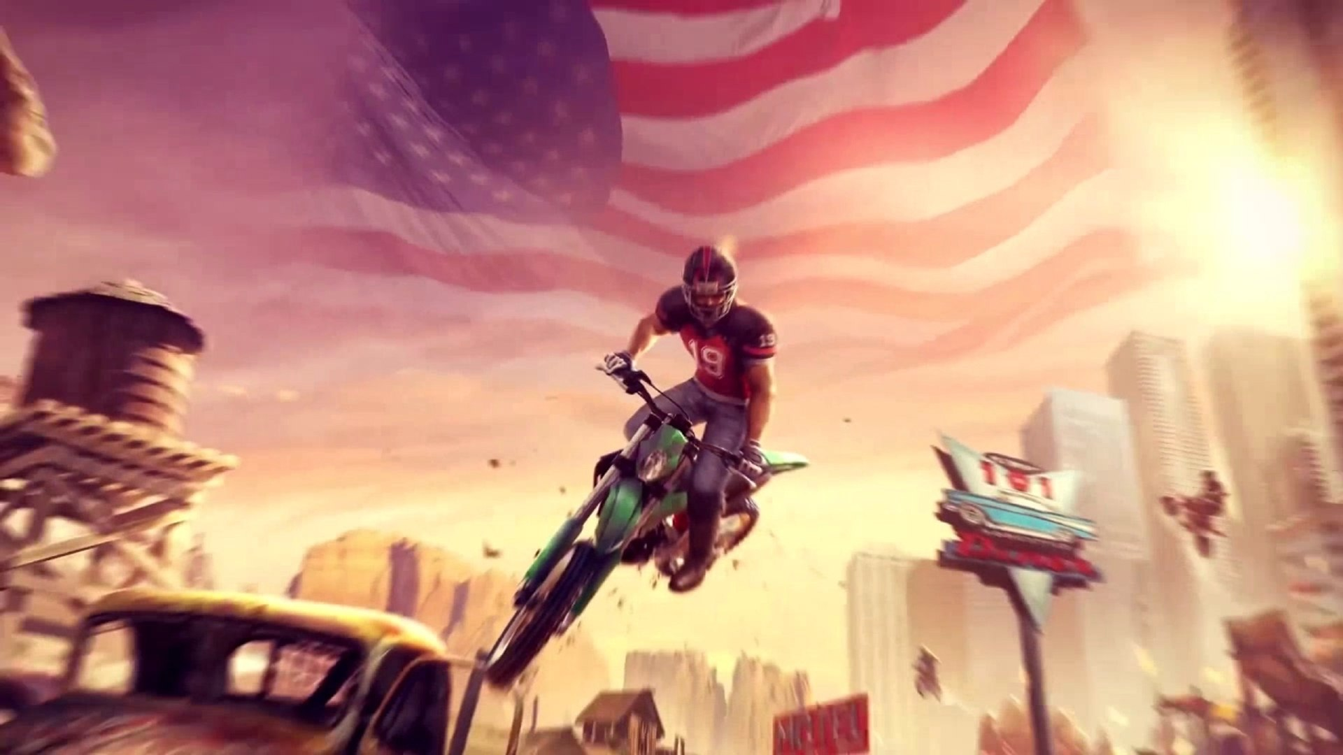 Trails Rising: Sixty Six DLC Launch Trailer