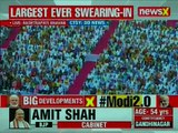 Narendra Modi swearing-in ceremony: Amit Shah takes Oath