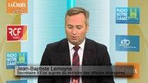 """Ecologie : """"Taxer le kérosène à une échelle au moins européennes"""""""