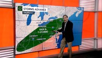 More severe storms to pound Mid-Atlantic