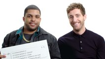 Thomas Middleditch & O'Shea Jackson Jr. Answer the Web's Most Searched Questions