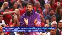 NBA Spoke With Raptors About Drake's Sideline Behavior