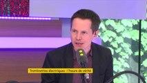 Stéphane McMillan (trottinettes Flash)  :  « Il faut de la régulation dans notre secteur »