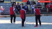 Pétanque : Championnats Territoriaux Rhône-Alpes 2019 à Chabeuil - Demi-finale MORICO (38) vs GUERARD (74)