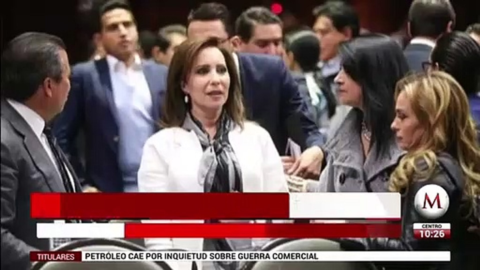 Detienen a ex alcaldesa de León