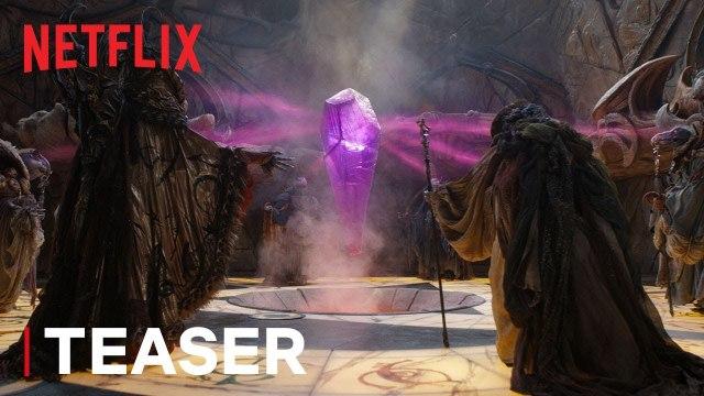 The Dark Crystal: Age of Resistance Teaser Trailer (2019) Hannah John-Kamen, Caitriona Balfe Netflix Series