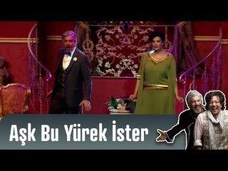 """""""Aşk Bu Yürek İster"""" Şahnaz Çakıralp & Behzat Uygur (2. Sezon)"""
