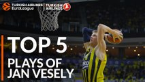 Top 5 Plays, Jan Vesely, All-EuroLeague First Team
