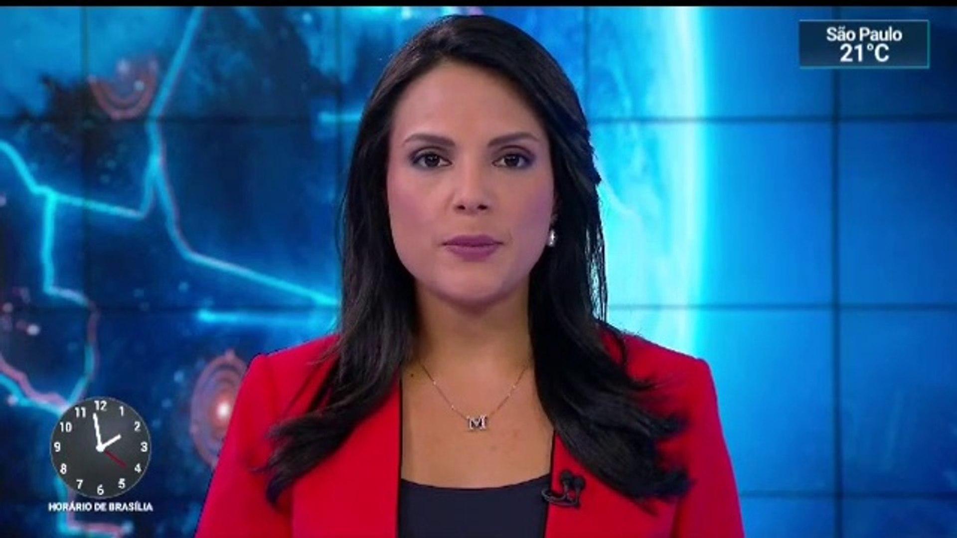 Chamada destaques do SBT Notícias com Márcia Dantas (11/05/2019) (01h59)