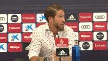 """Sergio Ramos: """"Para nada me quiero ir"""""""
